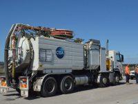 CSA fleet - combination truck
