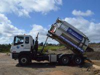 CSA fleet - eductor truck vacuum