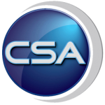 CSA Specialised Services Logo - Small size