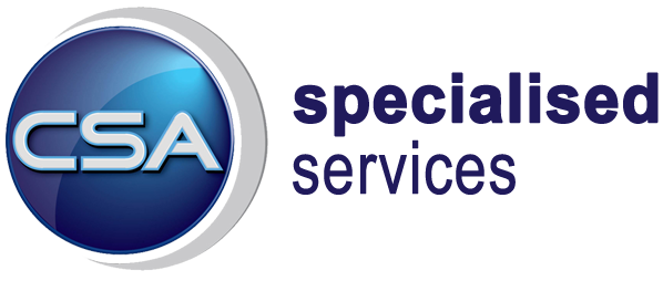 CSA Specialised Services Logo