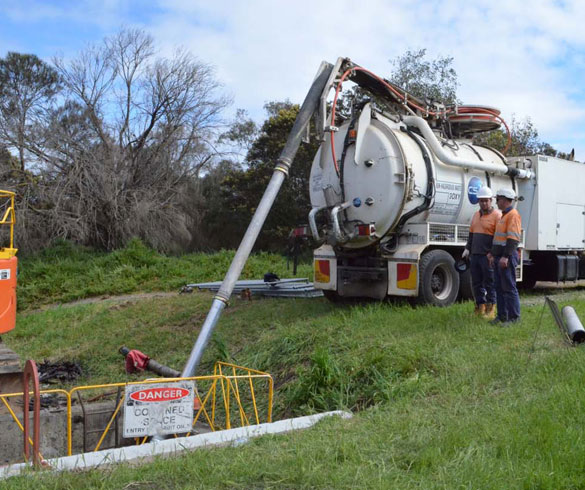 liquid waste removal services in Melbourne