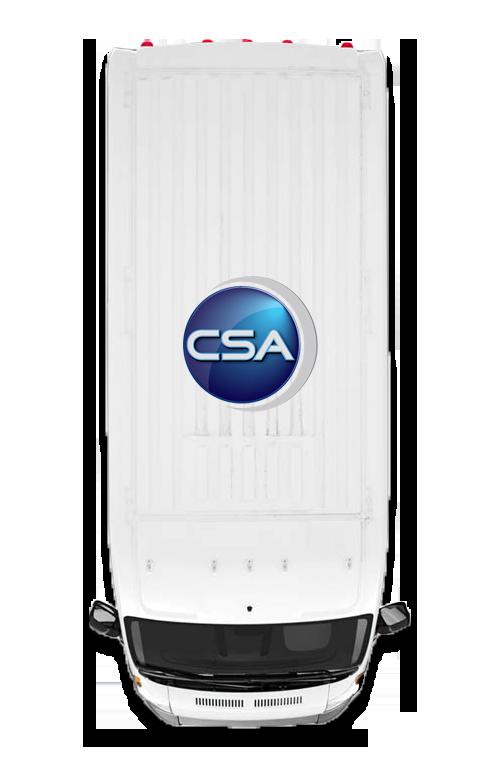 CSA Specialised Services CCTV Van